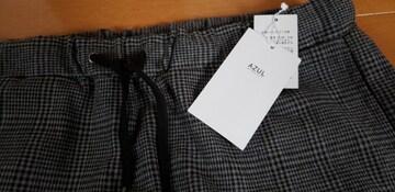 ¥6,589 AZUL アズールバイマウジー チェック パンツ グレー
