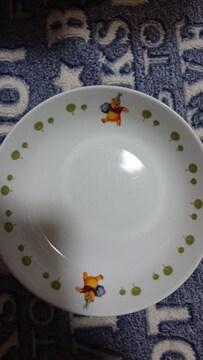 くまのプーさん★お皿★使用品★