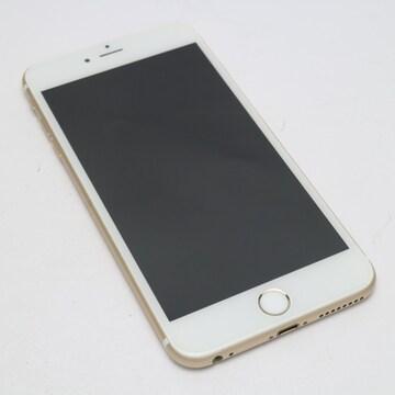 ●安心保証●超美品●au iPhone6S PLUS 64GB ゴールド●白ロム