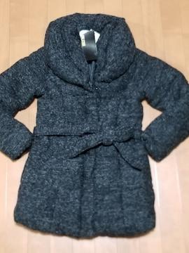 ◆ツイード紐リボン付ジャケットコート◆