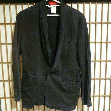 0044テーラードジャケットPサイズフランス製インポートドメスティックゼロゼロヨンヨンパリ迷彩服
