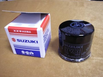 イナズマ1200 オイルエレメント 新品即決  SUZUKI純正