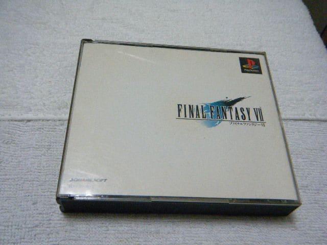 ファイナルファンタジー7(PS用)  < ゲーム本体/ソフトの