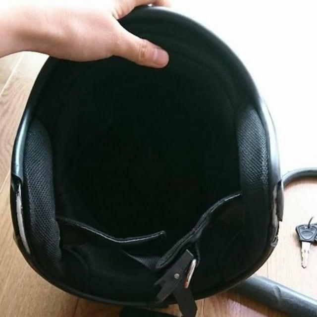 フルヘルメットとロックキー < 自動車/バイク