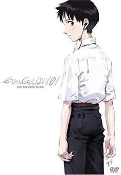 ■dvd『ヱヴァンゲリヲン新劇場版:序 通常版』レイ アスカ