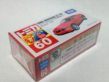 トミカ��60 フォード マスタングGT V8(初回特別カラー)