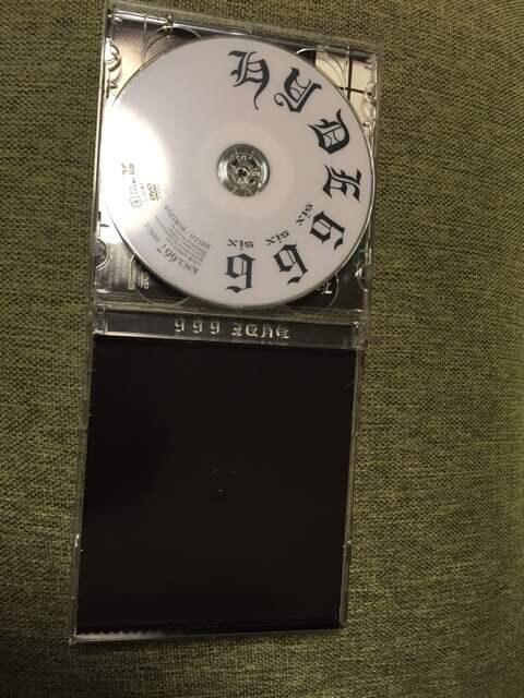 HYDE☆666☆アルバムCD☆DVD付き☆限定版☆VAMPS L'Arc-en-Ciel < タレントグッズの