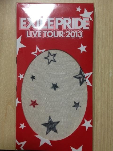 ☆EXILE PRIDE2013グッツ スタータイツ♪ATSUSHI TAKAHIRO☆  < タレントグッズの
