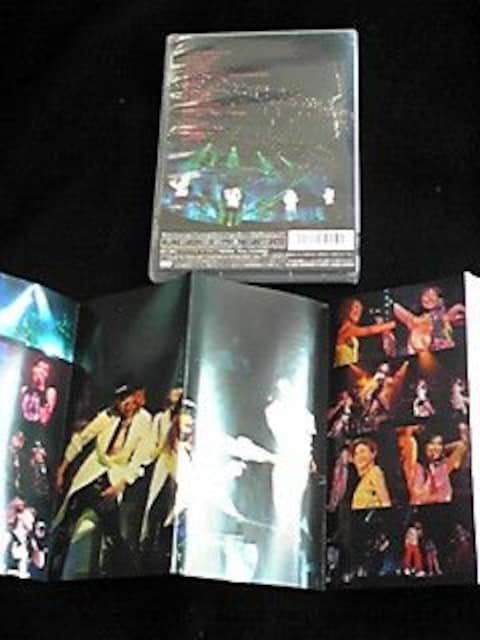 MAX LIVE 2001 Bitter 4 Sweet DVD ライブ 廃盤 希少 即決 < タレントグッズの