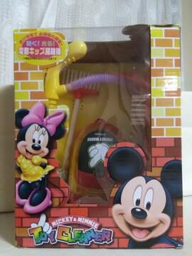 ディズニー電動キッズ掃除機 ミッキーマウス