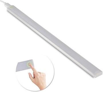 LED バーライト 超薄型キッチン用ライト タッチセンサー内蔵無段