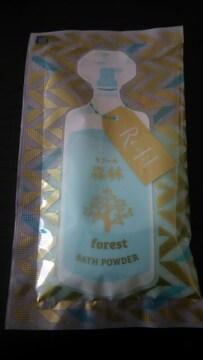 リフール*入浴剤*森林の香り