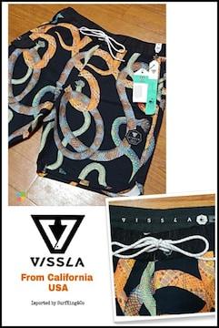 [VISSLA]高機能stretchボードショーツ本物USAモデル!大特価SALE
