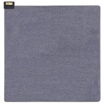 電気カーペット 2畳 176cm×176cm グレー JCU201