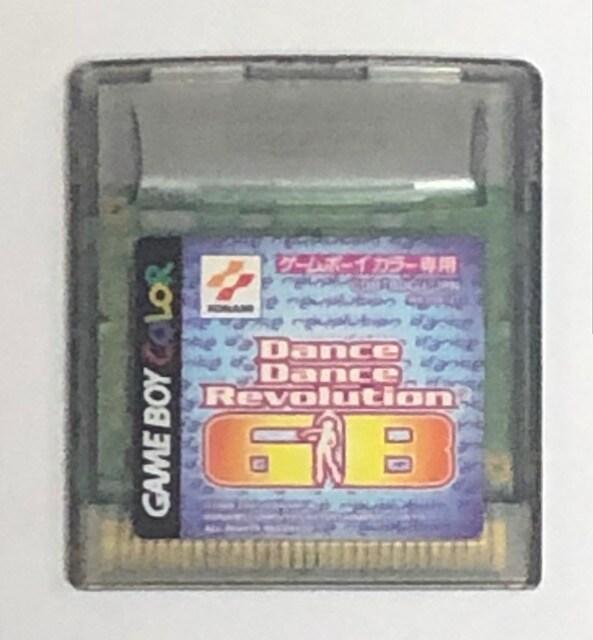 GB Dance Dance Revolution GB  < ゲーム本体/ソフトの