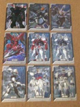 ◆ガンダムSEED/カード/18枚