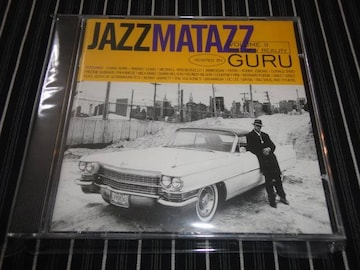 GURU『JAZZMATAZZ, VOLUME 2』廃盤良好 (GANG STARR,グールー)