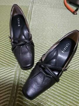 靴(婦人用)パンプス22センチ