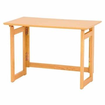 折りたたみテーブル(ナチュラル) VT-7811NA