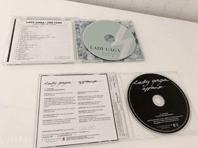 1/26【処分】レディーガガ LADYGAGA ライブグッズ タンブラー CD