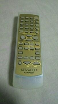 KENWOOD/ケンウッドオーディオ MDX-02 MDX-01用リモコン RC-MDX0001