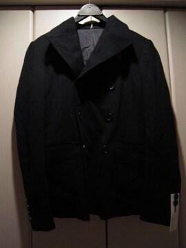 セクスプリメ カシミヤPコートジャケット