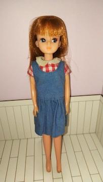 三代目リカちゃん人形3代目ドール昭和レトロビンテージ1982年〜1986年製