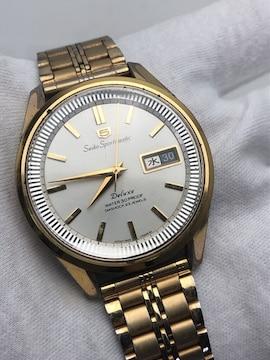 T149 セイコー スポーツマチック 自動巻き メンズ 腕時計