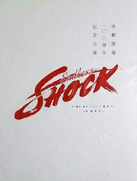 堂本光一主演★Endless SHOCK 2011★パンフレット