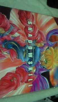 超激レア未DVD化傑作TVアニメシリーズLD-BOX「影技」-SHADOWSKILL全7枚