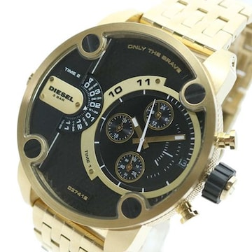 DIESEL 腕時計 メンズ DZ7412 リトルダディ クオーツ