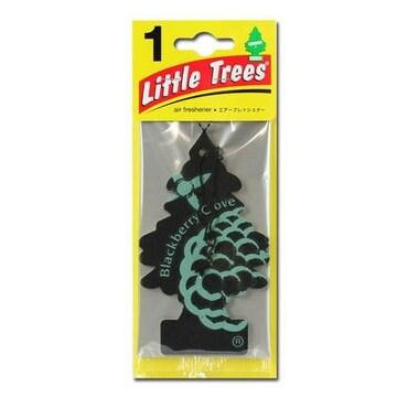 【送料無料】リトルツリー LittleTree 芳香剤/ブラックベリー