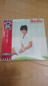 廃盤限定新品!桑田靖子「ファースト・キス」(紙ジャケ仕様)☆
