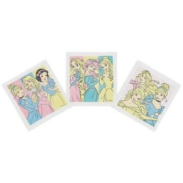 日本製おしぼりタオル3枚組(女児柄)2セット1512円が
