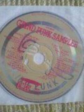 GRIND PUNK SAMPLER  JIMCOレコードサンプラー
