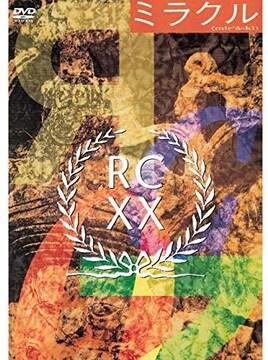 DVD新品○RCサクセション ミラクル -20th Anniversary-