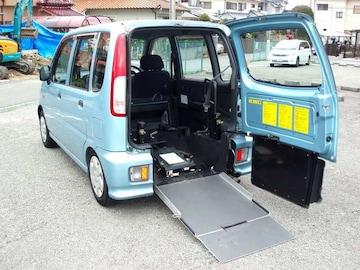H13年式 ダイハツ ムーヴ L900S 福祉車 スローパー