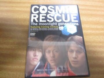 【中古DVD】 COSMIC RESCUE 2枚組