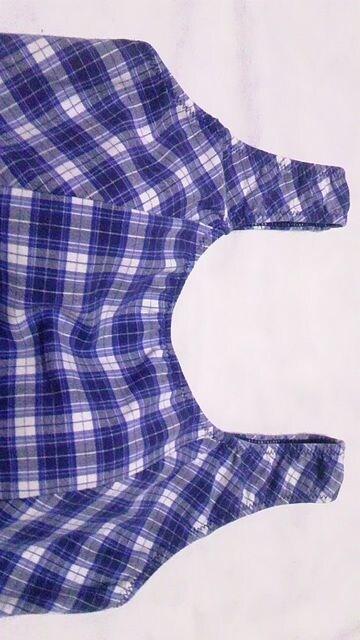 Juster〓タータンチェック柄ンキニフレアチュニックタンクトップス&ショーツ一体型ワンピース水着 < 女性ファッションの