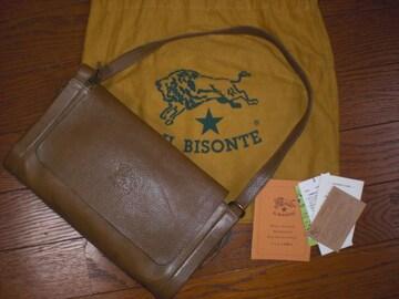イルビゾンテIL BISONTE レザートートバッグ ハンドバッグカバン