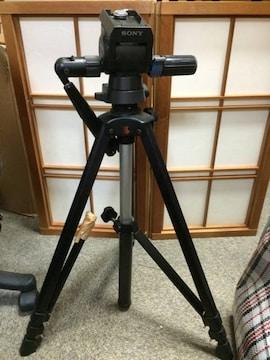 中古 SONY vct-600 三脚