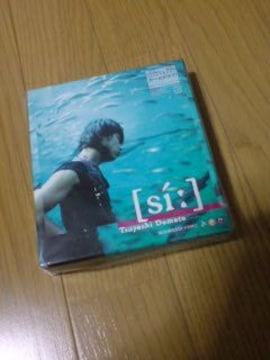 KinKi Kids 堂本剛 ソロアルバム「si:」箱付き