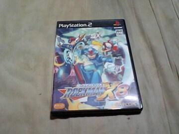 【PS2】ロックマンX8