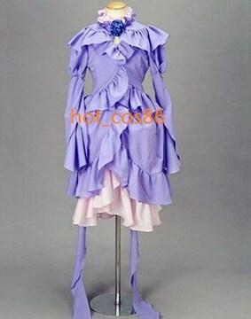 ローゼンメイデン◆薔薇水晶風◆コスプレ衣装