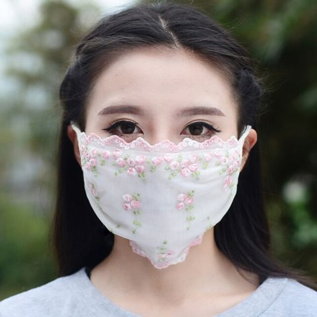 TM100即決 新品 マスク ピンク 日焼け止め エモダ セシル イング 好きに < ヘルス/ビューティーの