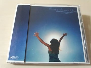 ボニー・ピンクCD「Every Single Day〜COMPLETE BONNIE PINK」●