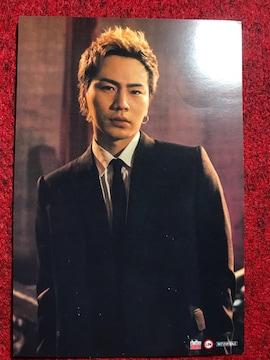 三代目JSB 登坂広臣ポストカード