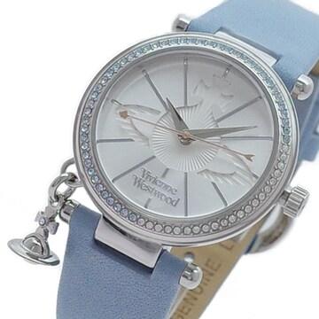 ヴィヴィアンウエストウッド 腕時計 レディース VV006BLBL