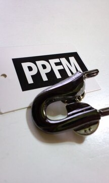 PPFM★ブラックラペルピン★新品未使用