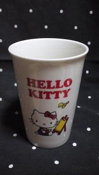 未使用*Hello kitty*タンブラー+オリジナルグラス